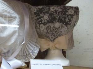Fig 3 : Au musée de Falaise