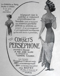 Corset Illustration 2 juillet 1911