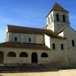 L'église St Sulpice de Oyré