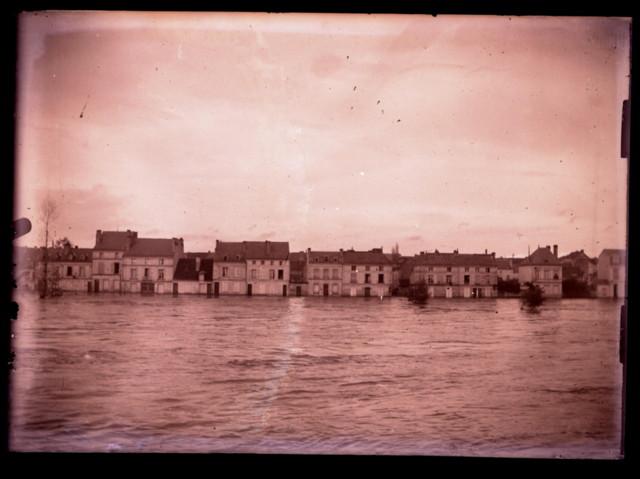Inondation Maison Quai Abattoir