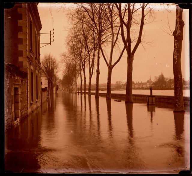 Inondation Quai Manu