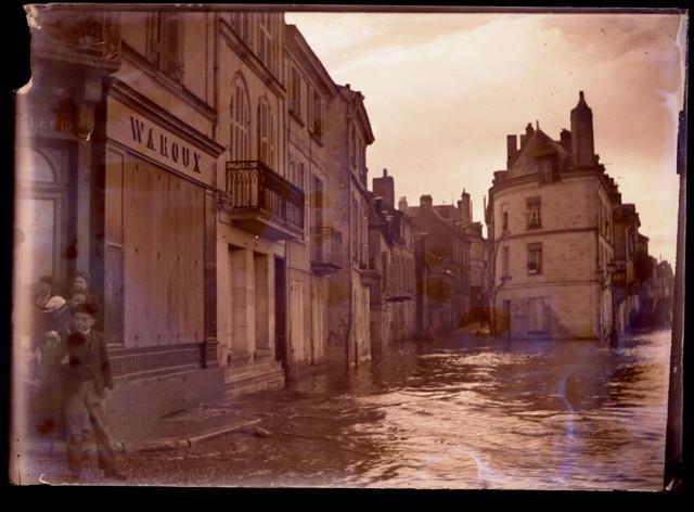 Inondation Quai Napoleon
