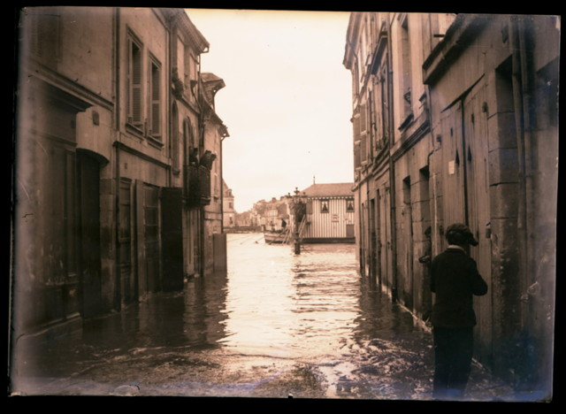Inondation Rue Moulin