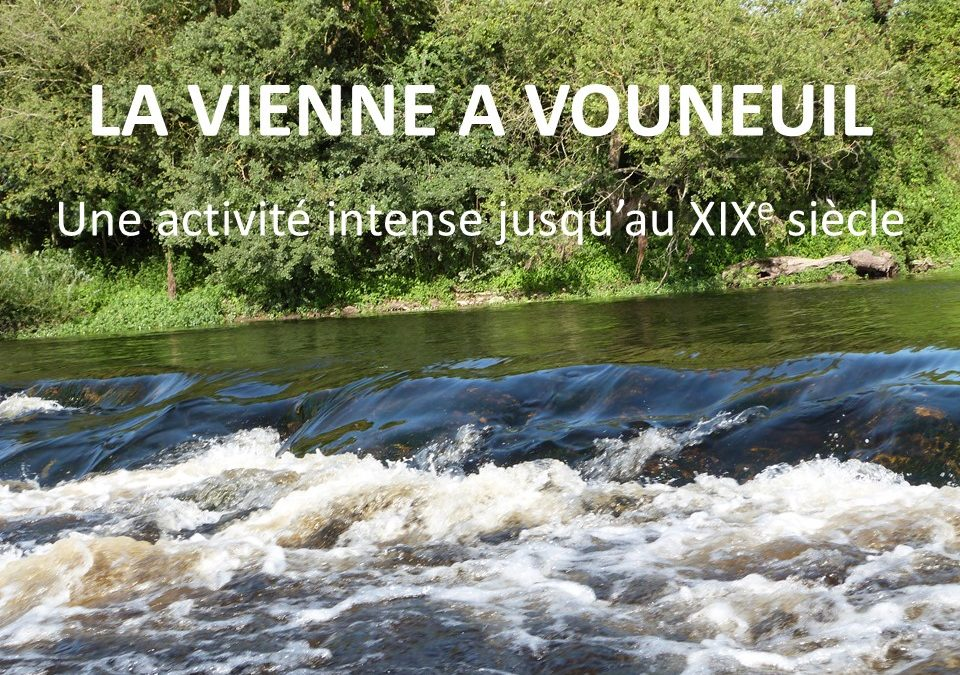 La Vienne à Vouneuil
