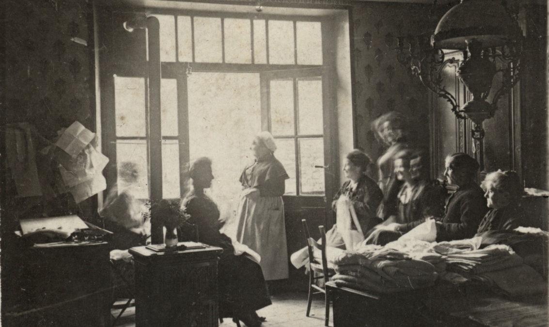 L'atelier Lecomte Tissier